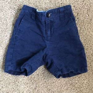 Janie and jack linen shorts